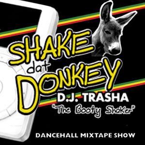 BigUpRadio.com SHAKE DAT DONKEY Dancehall Mixtape Show