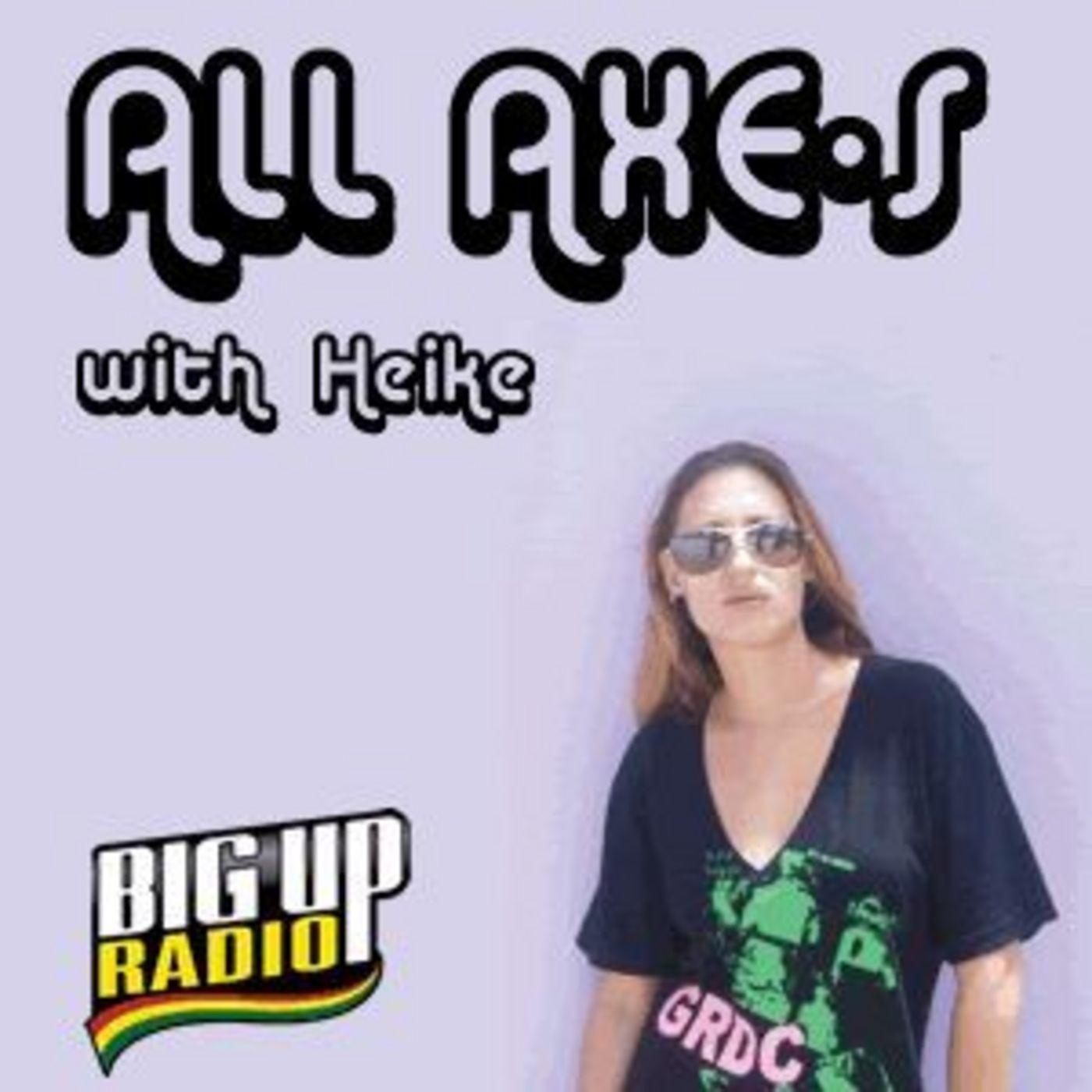 <![CDATA[Bigupradio.com All AXE-S Dancehall Reggae Show]]>